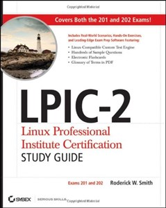 Imagen de LPIC-2 Study Guide Exams 201 and 202