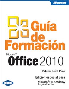 Imagen de Guía de Formación Microsoft Office 2010