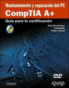 Imagen de Mantenimiento y reparación del PC. CompTIA A+