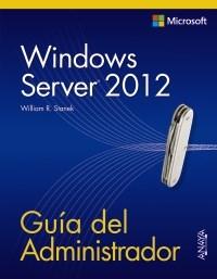 Imagen de Windows Server 2012. Guía del Administrador