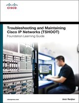 Imagen de CCNP TSHOOT 300-135. Foundation Learning Guide